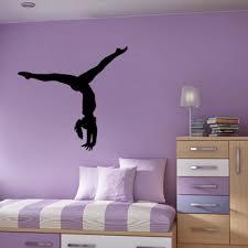 Gymnastics Decals