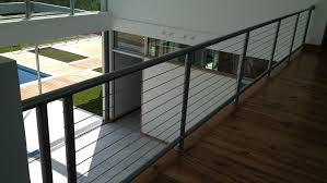 Interior Cable Railing Systems Custom Made To Order In Nj By Newman S