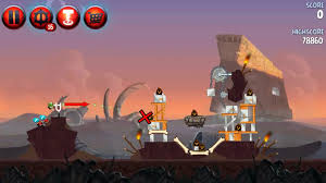 Escape to Tatooine P2-8 - Angry Birds Answer