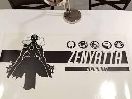Overwatch Zenyatta Personalized Vinyl Wall Decal Decals By Droids