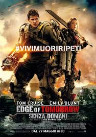 Edge of Tomorrow - Senza domani streaming Italiano
