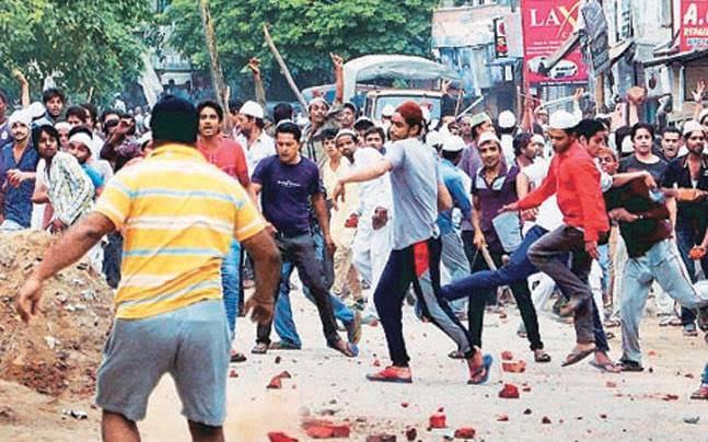 Image result for uttar pradesh violence