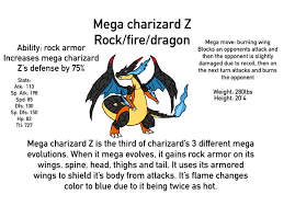 Designed a pretty op mega charizard Z, firs triple type Pokémon and first  mega evolution with a mega move, basically a z move limited to mega  evolution z : pokemon