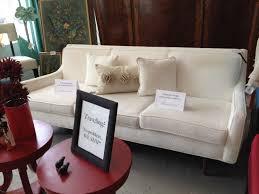 vine white sofa at retropolitan in