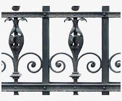 Seamless Iron Fence Png Image Railing Texture Png Png Image Transparent Png Free Download On Seekpng