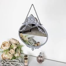 grey fl wall mirror interiors