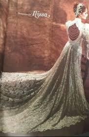 demetrios for ilissa wedding gown
