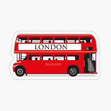 Bus Stickers Redbubble