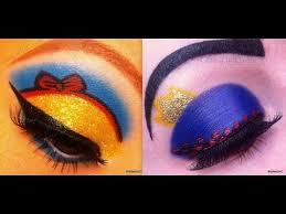 snow white vs the evil queen makeup
