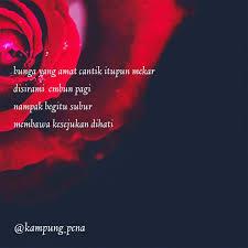 gloomy poem quote puisi yang terdalam instagram tagged posts