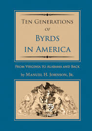 Book Signing: Manuel Johnson – Ten Generations of Byrds in AmericaOld Town  Winchester