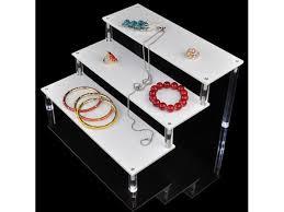 acrylic jewelry display stand