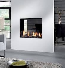double sided fireplace benefits of