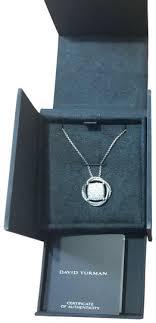 david yurman silver diamond crossover