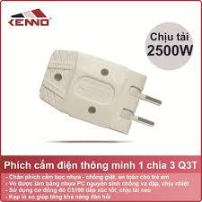 Phíc cắm điện thông minh Q3 chia 1 ra 3