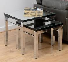 valencia nest of tables mirrored