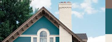 exterior color schemes from sherwin