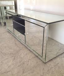 tiffany mirror tv cabinet afn home