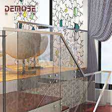 aluminum glass deck railing systems