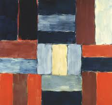 Wall of light | Sean Scully