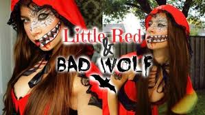 little red riding hood bad wolf