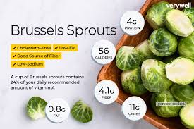 brussels sprouts nutrition facts and