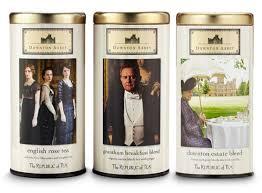 downton abbey teas even lady grantham