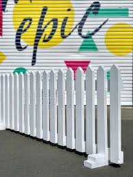 White Picket Fence Hire Christchurch Event Hire