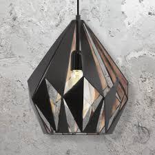 geometric pendant lamp cl 27595