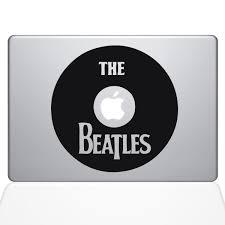 The Beatles Record Macbook Vinyl Decals The Decal Guru