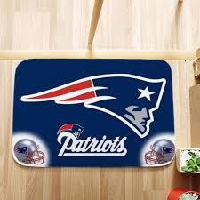 nfl new england patriots room mat