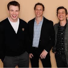 Tribeca film festival 2011(Puncture) Mark and Adam Kassen | Chris evans,  Tribeca film festival, Captain america