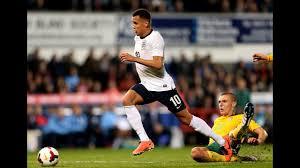Ravel Morrison 2nd goal England U21s vs ...