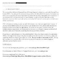 affidavit of relationship sle letter