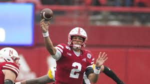Adrian Martinez - 2020 - Football - University of Nebraska
