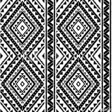 peru ikat tribal pattern vector