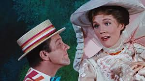 Amazon.com: Mary Poppins 50th Anniversary Edition: Julie Andrews, Dick Van  Dyke, David Tomlinson, Glynis Johns
