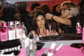 how to get victoria s secret model hair