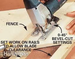 Help Jigsaw Not Cutting Straight Diy