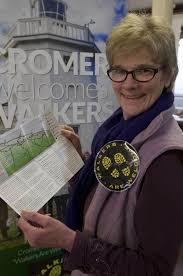 Energetic Norfolk hero' from Cromer to be honoured with MBE | North Norfolk  News