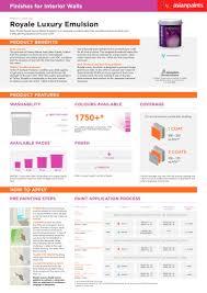 royale luxury asian paints pdf