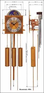mechanical clock movements german made