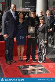 LL Cool J & Simone Smith & Magic Johnson & Cookie Johnson ...