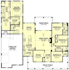 house plan 51974 southern style with
