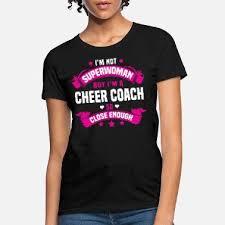 cheer coach gifts spreadshirt