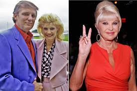 Ivana Trump on how she advises Donald — and those hands