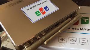 Thanh Bích Shop - Android Tv Box FPT X9 Ram 1G - Rom 8G...