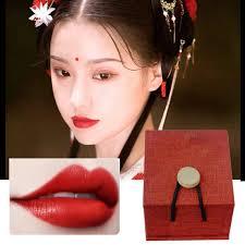 bite lip makeup rouge paper ancient