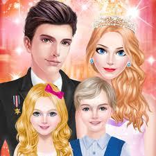 princess fashion royal family salon