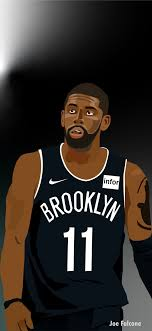kyrie irving iphone x wallpapers hd